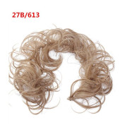 Messy Curly Hair for tuber # 27B / 613 - Ash Blonde