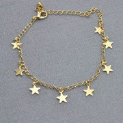 Anklet Small Stars