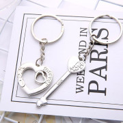 Heart Forever Couples Keychains - KC-13