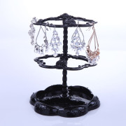 Jewelry Stand for earrings with tray