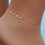 Anklet - Starfish