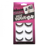 Fake eyelashes - Hot Wave collection 5pack no. 3404 - 5 sets