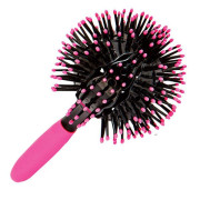 3D Bomb Curl Hair Brush