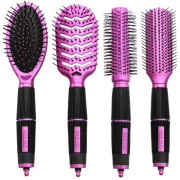 Hairbrush Set Pink Edition - Salon Professional - Perfect Gift