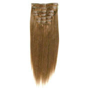 Clip on 65 cm 12# lightbrown