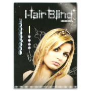 Hair Bling - 8 Crystal Diamonds