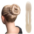 Hair Bun Sponge - Blond - 22 cm