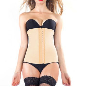 Waist Trainer Cincher Latex Beige / Skin Color