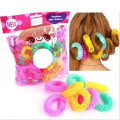 Fashion Spiral Hair rollers / Curlers 8 pcs