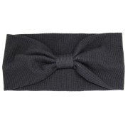 SOHO® Turban Headband - Black