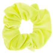 Neon Scrunchie - yellow