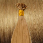 60 cm Cold Fusion hair extensions Golden Blonde 27#