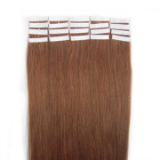 60 cm tape on Extensions red brown 30#