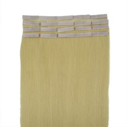 50 cm tape on extensions Blonde 613#