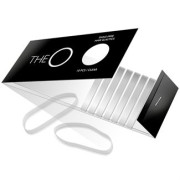 The-O Snagfree hair elastic 10 pcs many colors